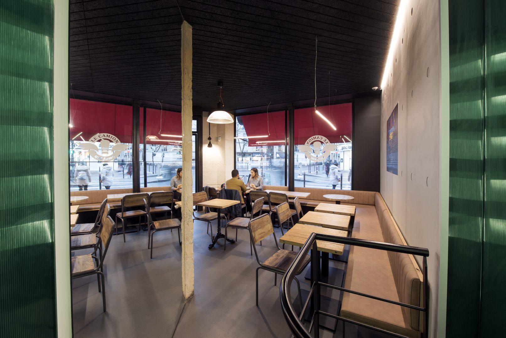 Parmentier Paris Restaurant